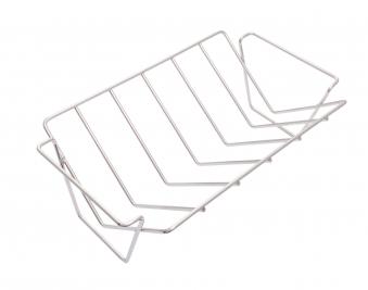 Char-Broil GRILL+ Rippchen und Bratenhalter Bild 3