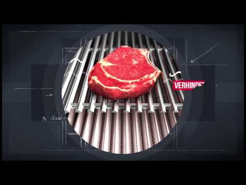 Char-Broil Gasgrill Patio Bistro 180 Grillfläche Ø39cm schwarz Video Screenshot 493
