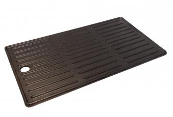 Char-Broil Grillplatte für 2-Brenner-Grills 43x24cm Bild 1