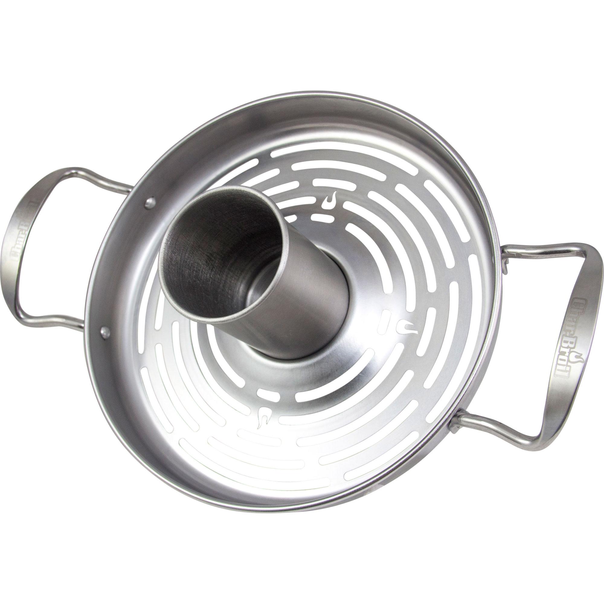 Char-Broil Hähnchenhalter / Brataufsatz für Bierdosen-Hähnchen Bild 3