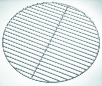Dancook Grillrost Ø 40 cm für Kugelgrill Ø 45 cm 1600 und 1300 Bild 1