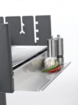 Dancook Mehrzweckablage für Vertikalgrill 46cm Bild 4