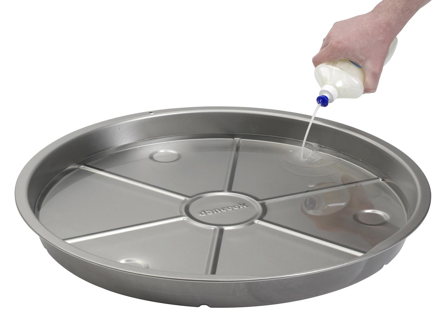 Dancook Reinigungsschale für Grillrost Cleaningtray Edelstahl Ø62cm