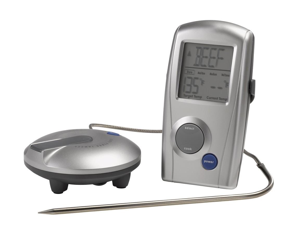 Dancook digitales Bratenthermometer / Fleischthermometer Bild 1