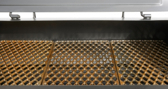 El Fuego Smoker Grill / Holzkohlegrill Buffalo Grillfläche 39,5x30cm Bild 5