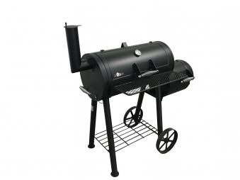 El Fuego Smoker Grill / Holzkohlegrill Edmonton Grillfläche 66x34cm Bild 9