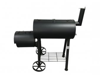 El Fuego Smoker Grill / Holzkohlegrill Edmonton Grillfläche 66x34cm Bild 10