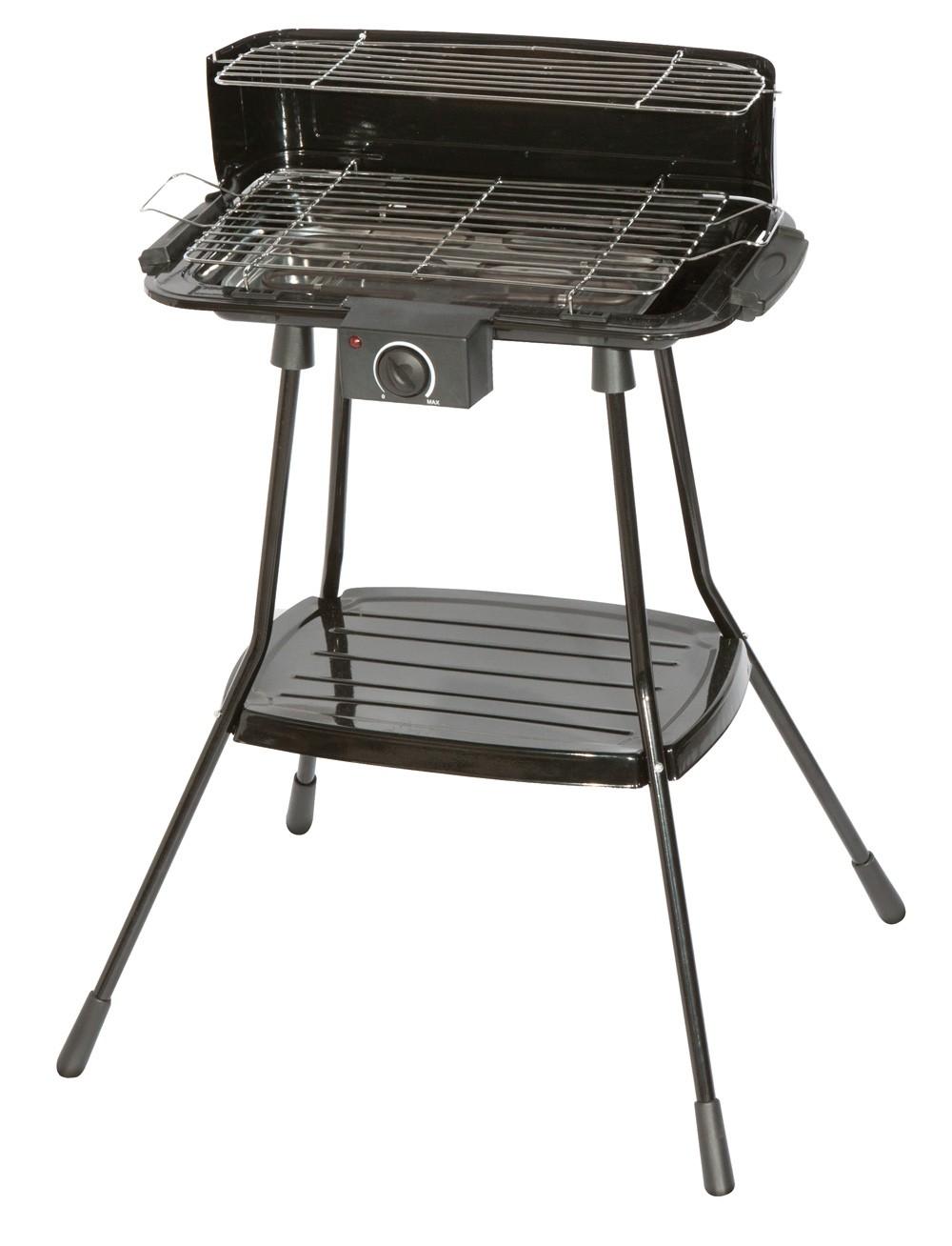 tepro elektrogrill standgrill albertville grillfl 40 4x22 7cm bei. Black Bedroom Furniture Sets. Home Design Ideas