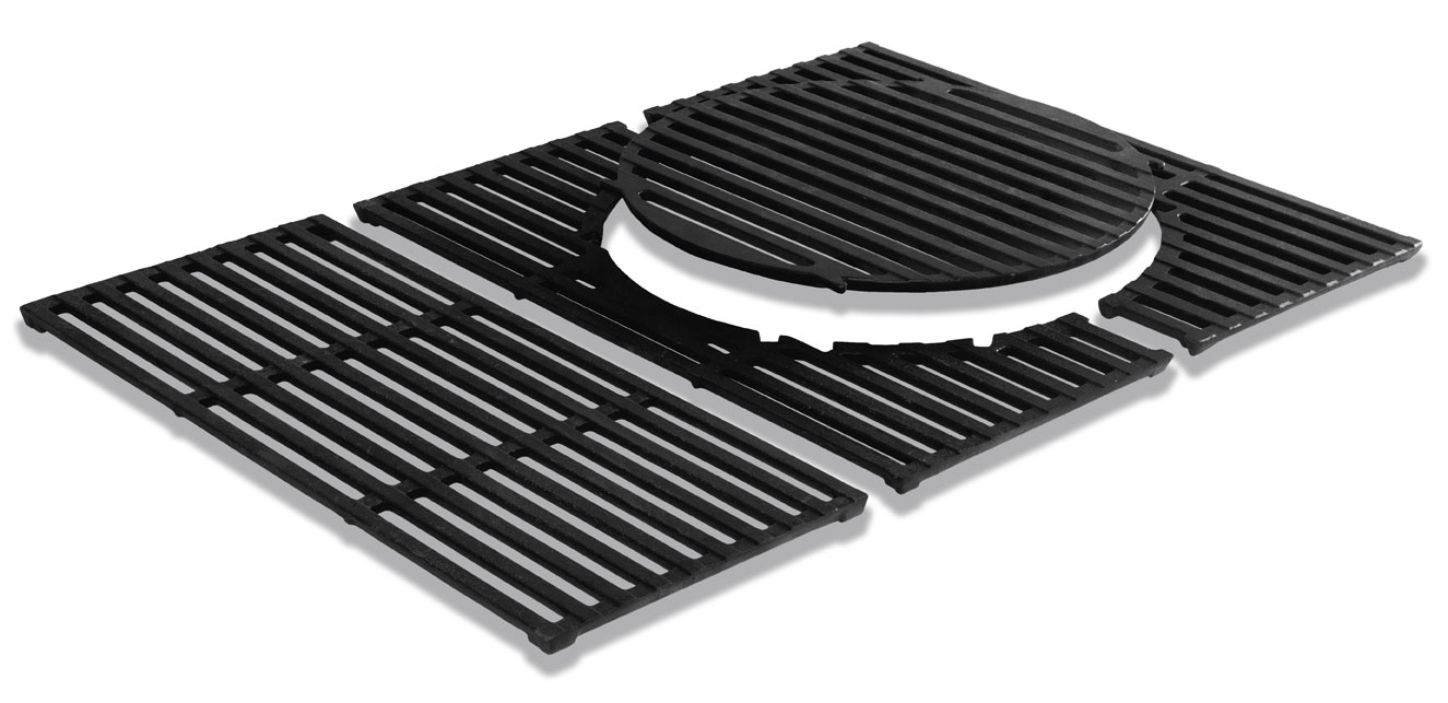 Enders Switch Grid Guss Grillrost Fur Gasgrill Monroe 3 Bei
