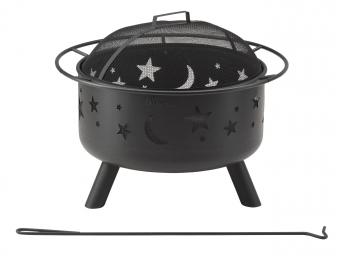 Feuerkorb / Feuerstelle / Lagerfeuer Landmann Stars & Moon Ø75cm 11811 Bild 1