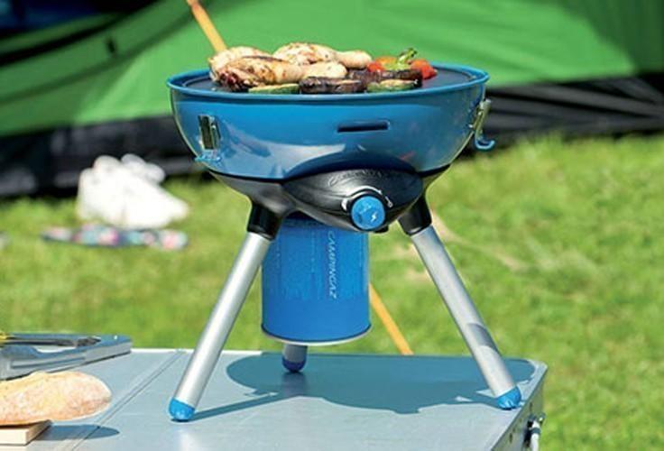 Campingaz Gasgrill / Party Grill 400 CV Piezozündung Grillfläche 34cm Bild 3