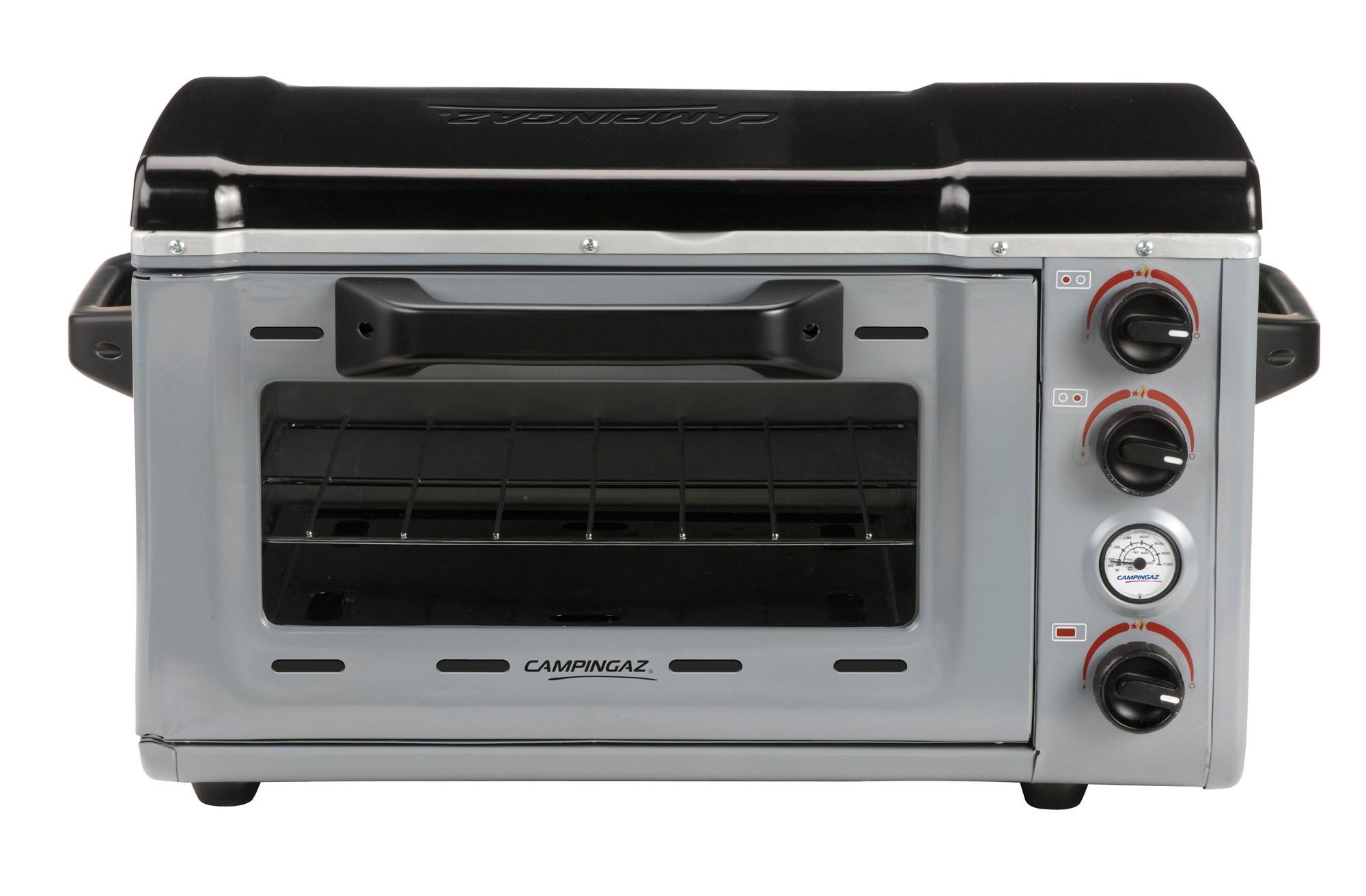 campingaz gasofen k chenherd mit kochfunktion camp stove oven bei. Black Bedroom Furniture Sets. Home Design Ideas
