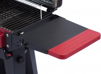 El Fuego Gasgrill / Tischgrill Medison rot Grillfläche 49x33,5cm Bild 6