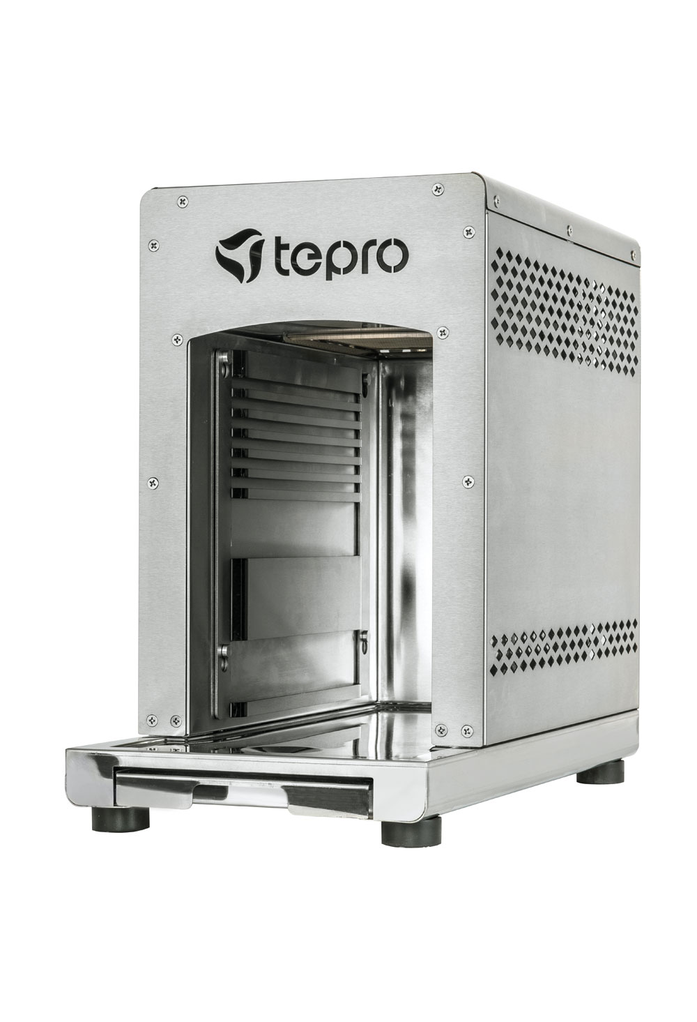 Tepro Steakgrill / Oberhitze Gasgrill / Tischgrill Toronto 31,5x15,4cm Bild 3