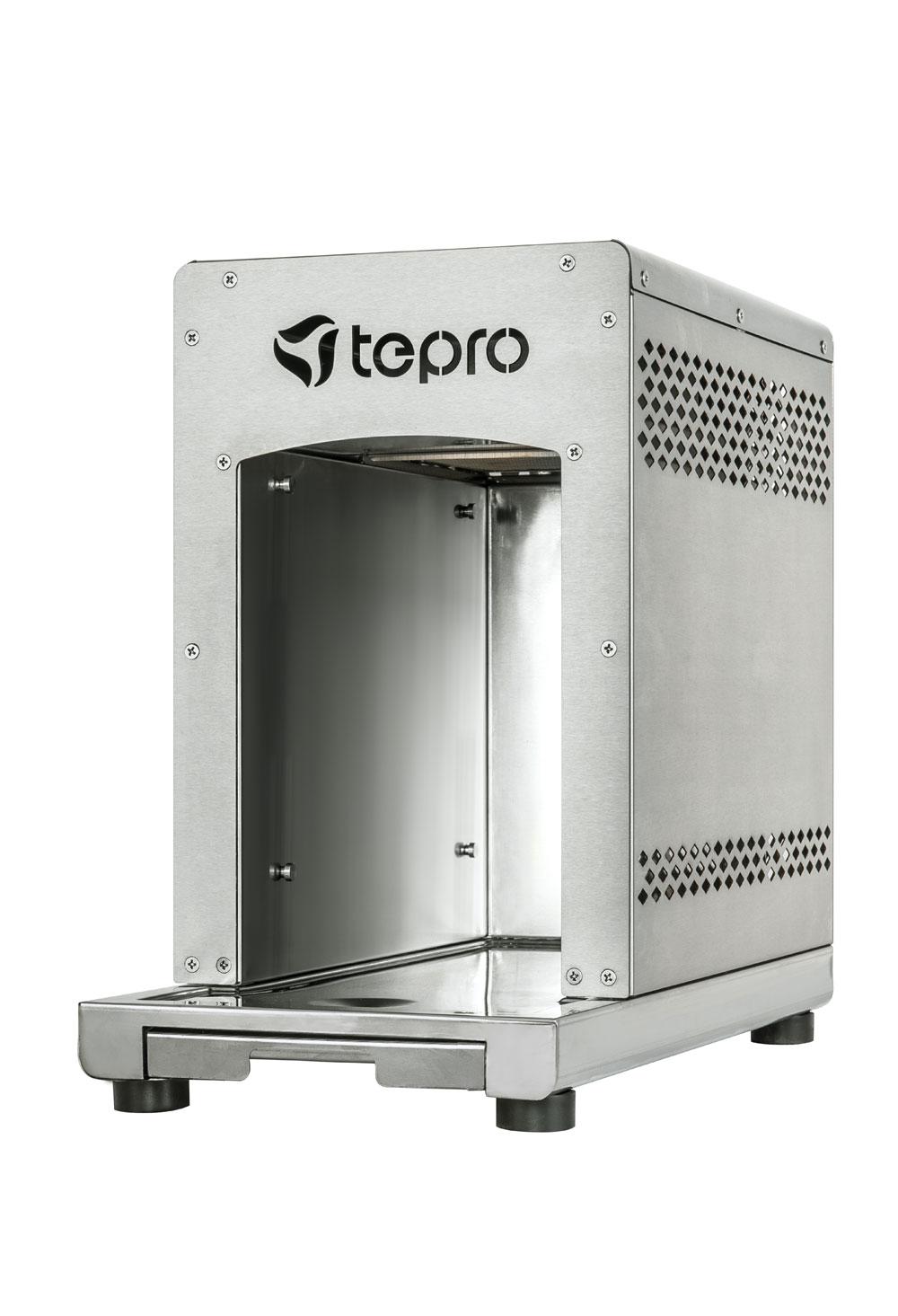 Tepro Steakgrill / Oberhitze Gasgrill / Tischgrill Toronto 31,5x15,4cm Bild 4