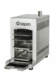 Tepro Steakgrill / Oberhitze Gasgrill / Tischgrill Toronto 31,5x15,4cm Bild 2