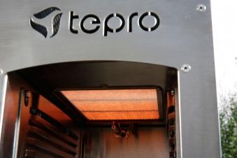 Tepro Steakgrill / Oberhitze Gasgrill / Tischgrill Toronto 31,5x15,4cm Bild 11