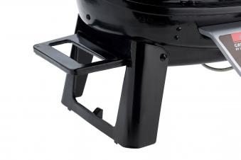 GRILL CHEF Gasgrill / Kompakt-Gasgrill schwarz 45x27cm 12050 Bild 4