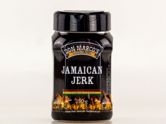 Don Marco´s Barbecue BBQ Gewürz / Gewürzmischung Jamaican Jerk 150g Bild 1
