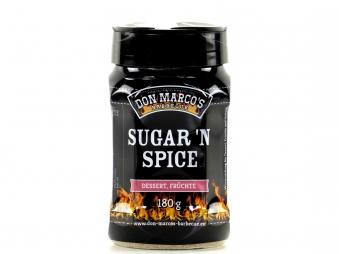 Don Marco´s Barbecue BBQ Gewürz / Gewürzmischung Sugar´n Spice 180g Bild 1