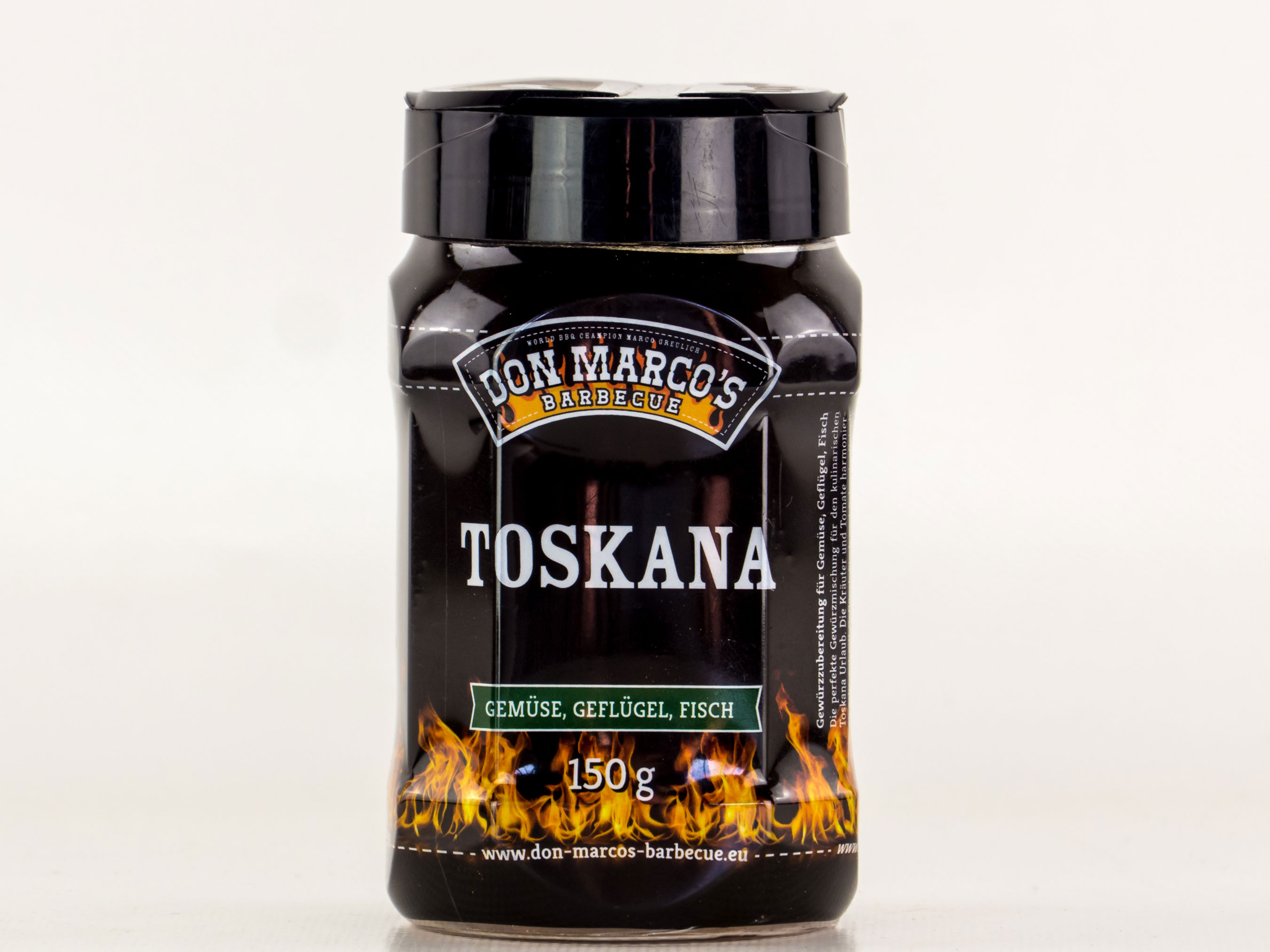 Don Marco´s Barbecue BBQ Gewürz / Gewürzmischung Toskana 150g Bild 1