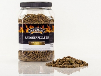 Don Marco´s Barbecue Räucherpellets Competition Blend 450g Bild 1