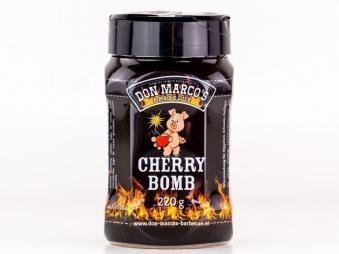 Don Marco´s Barbecue Rub Cherry Bomb 220g Bild 1