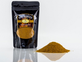 Don Marco´s Barbecue Rub Crazy Chicken 630g