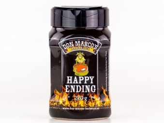 Don Marco´s Barbecue Rub Happy Ending® 220g Bild 1