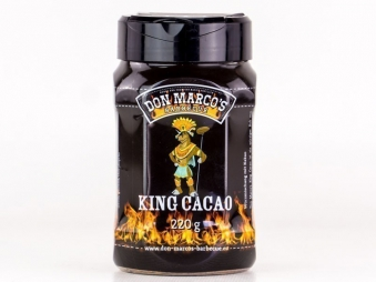 Don Marco´s Barbecue Rub King Cacao 220g Bild 1