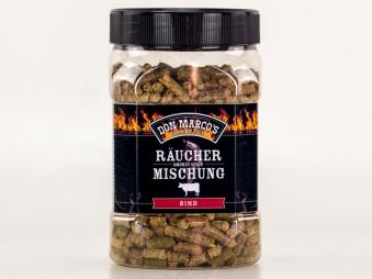 Don Marco's Smoking Spice Räucherpellet Mischung Rind 450g Bild 1