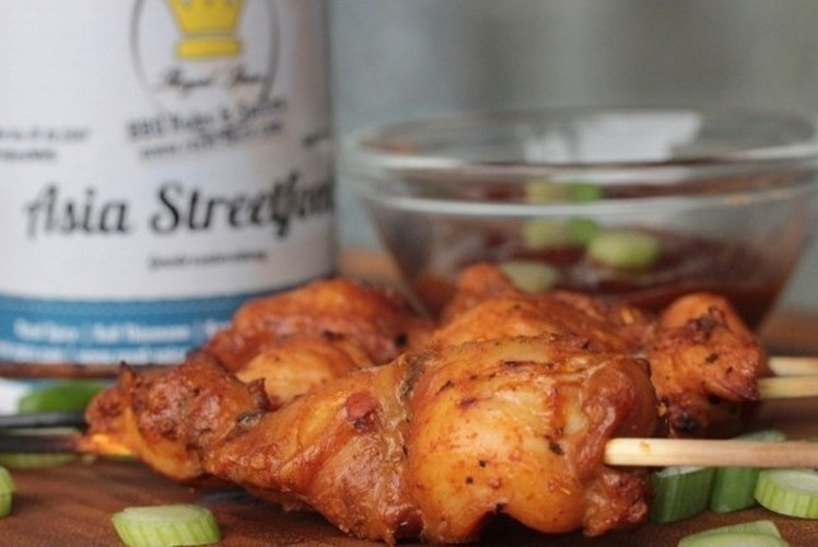 Royal Spice All Asia Streetfood Gewürzmischung 100g Bild 1
