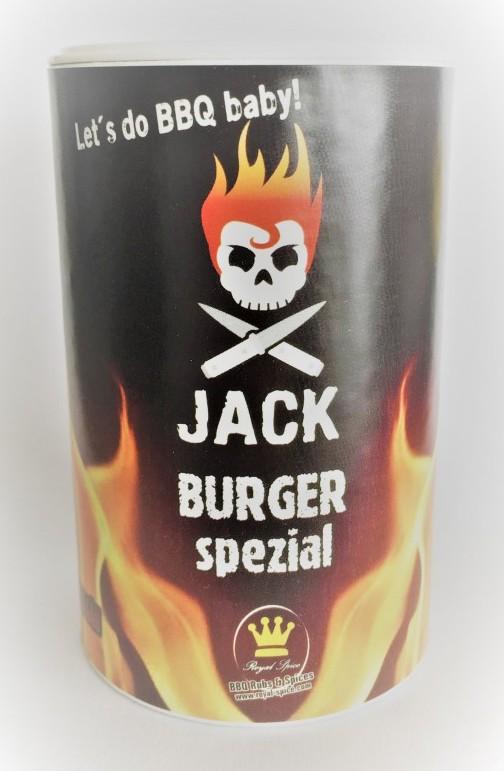 Royal Spice Jack Burger Spezial Gewürzsalz 100g Bild 1