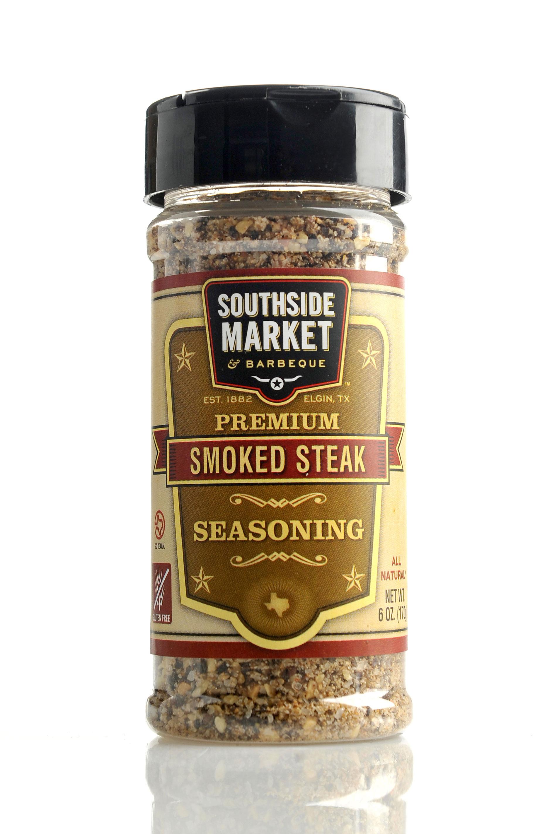SOUTHSIDE MARKET Smoked Steak Seasoning Gewürzmischung 170g Bild 1