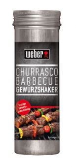 Weber Gewürz Churrasco Barbecue im Alu Shaker 90g