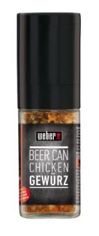 Weber Gewürz / Gewürzmühle Beer Can Chicken 34g Bild 1