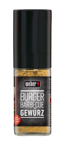 Weber Gewürz / Gewürzmühle Burger Barbecue 58g Bild 1