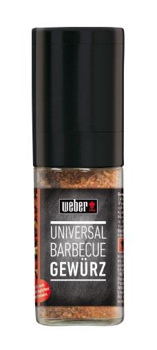 Weber Gewürz / Gewürzmühle Universal Barbecue 50g Bild 1