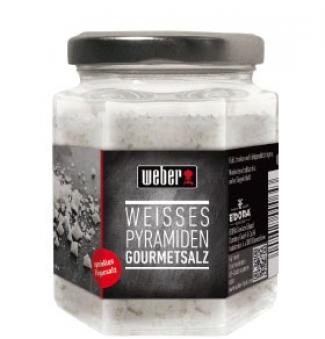 Weber Gewürz / Salz / Gourmetsalz Pyramiden Salz 80g Bild 1