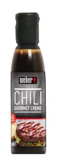 Weber Gewürz / Sauce Chili Gourmet Creme 150ml Bild 1