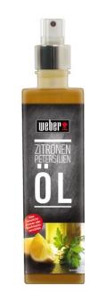 Weber Gewürz / Sauce Zitronen Petersilien Öl in Sprayflasche 250ml Bild 1