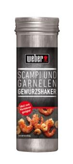 Weber Gewürz Scampi und Garnelen im Alu Shaker 90g Bild 1