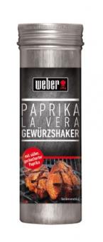 Weber Gewürz Smoked Paprika La Vera im Alu Shaker 75g Bild 1