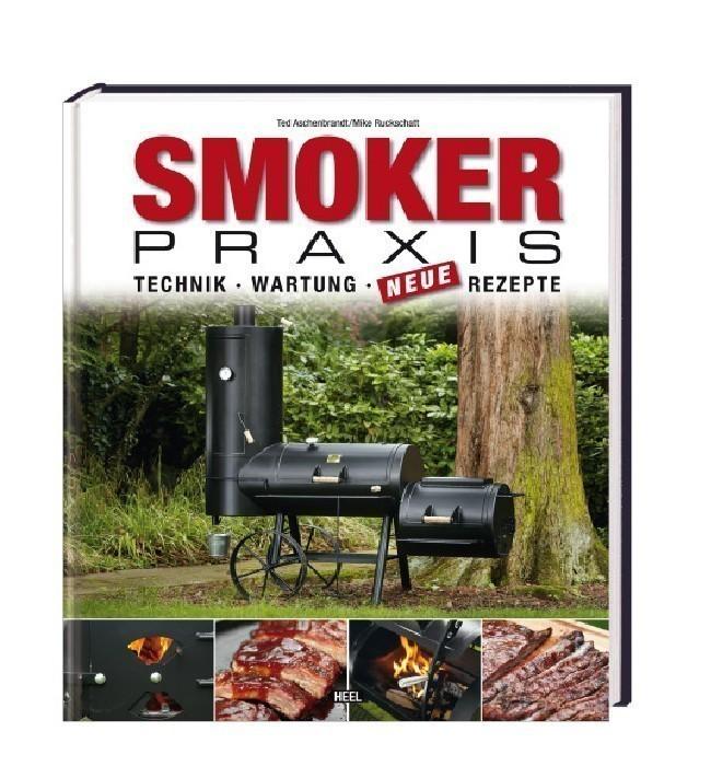 Buch Die Smoker Praxis - BBQ Buch Bild 1