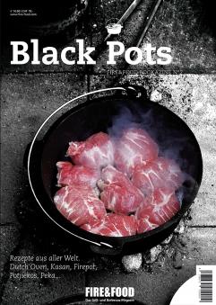 Grillbuch Black Pots Fire & Food Bookazine No. 2 Bild 1