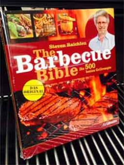 Grillbuch Die Barbecue Bibel - BBQ Buch von Steven Raichlen Bild 1