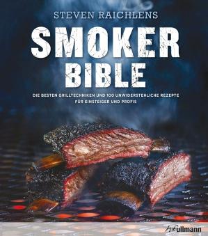 Grillbuch / Kochbuch Steven Raichlens Smoker Bible Bild 1