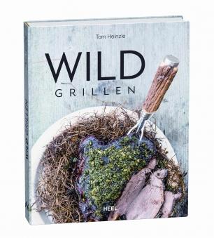 Grillbuch Wild Grillen - BBQ Buch von Tom Heinzle 200 Seiten Bild 1
