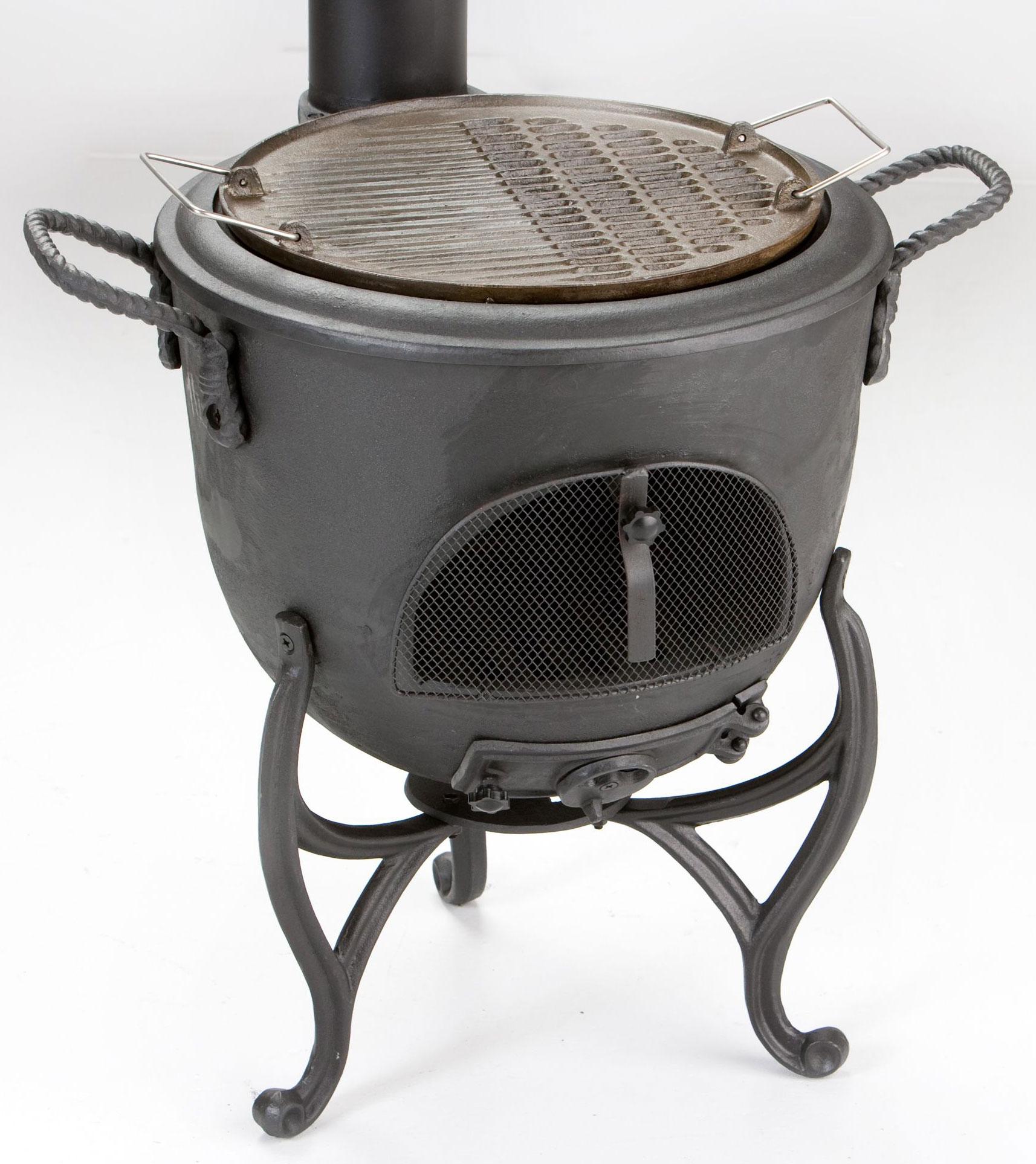 grillplatte globe fire f r vulkan guss 34cm bei. Black Bedroom Furniture Sets. Home Design Ideas