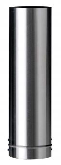 Kaminverlängerung für asado Gartenkamin Edelstahl 50cm Bild 1